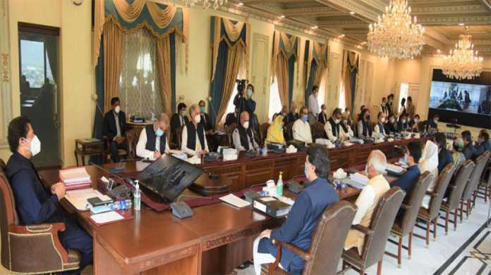 PM Imran to chair federal cabinet meeting on Tuesday