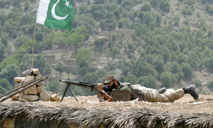 Three Pakistanis martyred in cross-border firing from Afghanistan