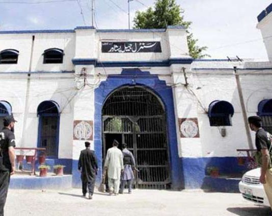 30 prisoners contract coronavirus at Peshawar Central Jail
