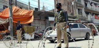 Peshawar major markets sealed as coronavirus cases surge