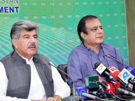 Opposition parties want to pressurize govt to avoid accountability: Shibli Faraz