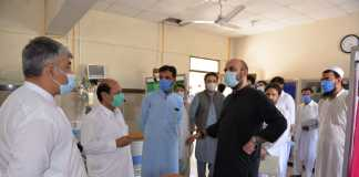 KP govt increases healthcare capacity for second surge of Covid-19 cases