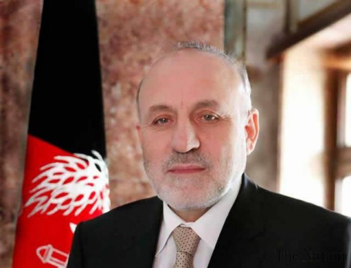 Afghan president appoints Umer Daudzai as special envoy for Pakistan