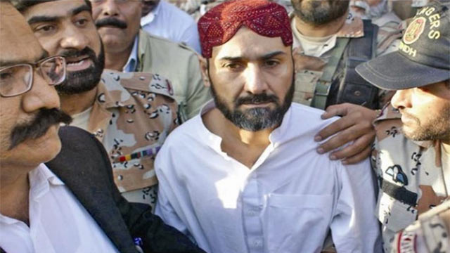 ATC indicts Uzair Baloch in kidnapping, murder case