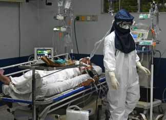 US donates 100 ventilators to help Pakistan in fight against Corona