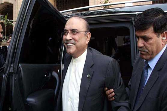 NAB court rejects Zardari's acquittal pleas, orders to indict him in all three references