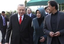 Erdogan assures Pakistan of support on Kashmir in calls to President Alvi, PM Imran