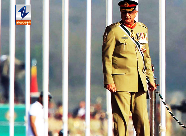 Ready to respond with full might if war imposed on us: COAS