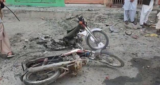 Explosion kills 5, injures 20 in Chaman