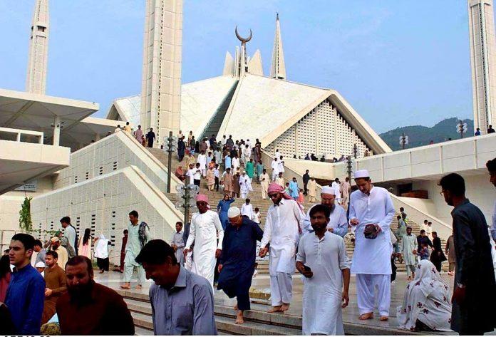 Eid-ul-Adha celebrations in full swing on second day amid COVID-19