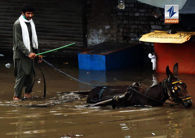 Met department predicts further rain in Lahore