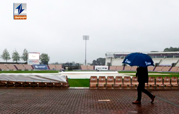 Rain delays start of fifth day of third Pakistan-England Test