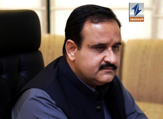 PML-N MPA calls on CM Usman Buzdar