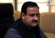 Sardar Usman Buzdar CM Punjab appears before NAB in liquor license case