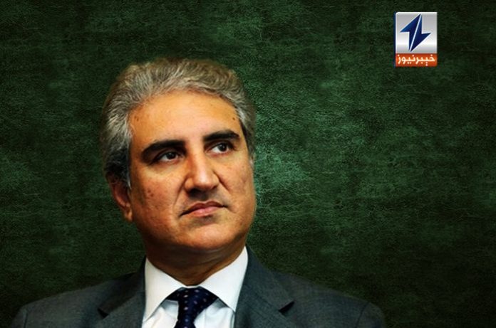 Shah Mahmood Qureshi urges opposition parties to stop playing drama with nation