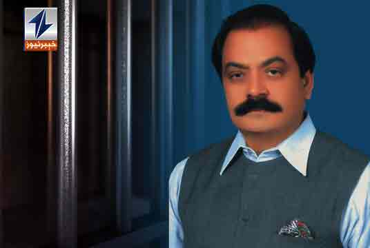 Rana Sanaullah alleges govt of using NAB against opposition