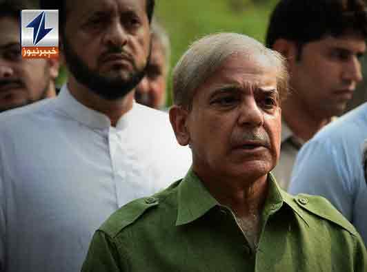 NAB arrests Shehbaz Sharif in money laundering case