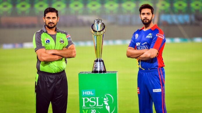 Pakistan's biggest rivalry set to light up PSL final
