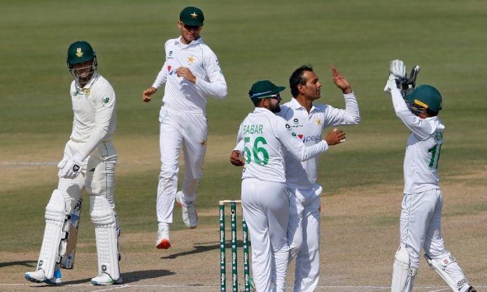 South Africa set 88-run target for Pakistan in Karachi Test