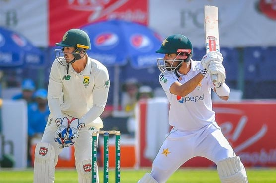 Pakistan retain same 17 players for second South Africa Test