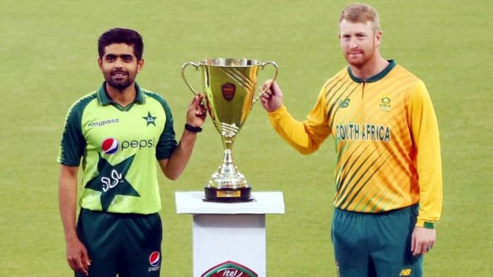 Pakistan aim to win T20I series against South Africa
