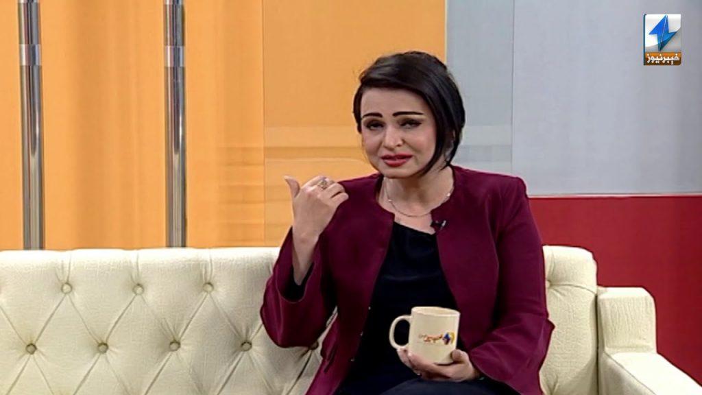 Sahar Pakhair With Perveen Gillani EP # 45 Pashto Morning Show Khyber News