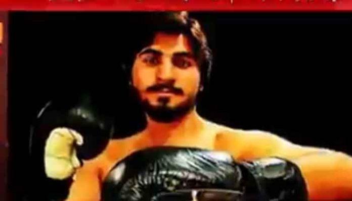 Muhammad Aslam Boxer