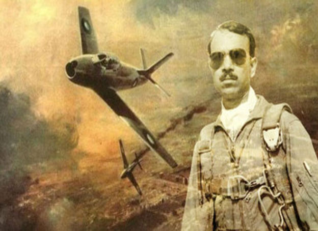 """Death anniversary of """"1965 War Hero"""" M M Alam being observed today"""