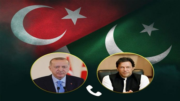 PM, Turkish President discuss Afghan peace, bilateral ties